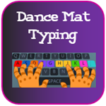 icon for dancemat typing