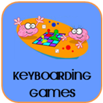 icon for keyboarding