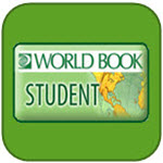 icon for worldbook student