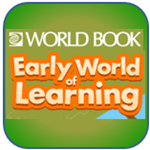 icon for worldbook early learning