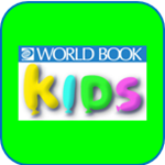 icon for worldbook kids